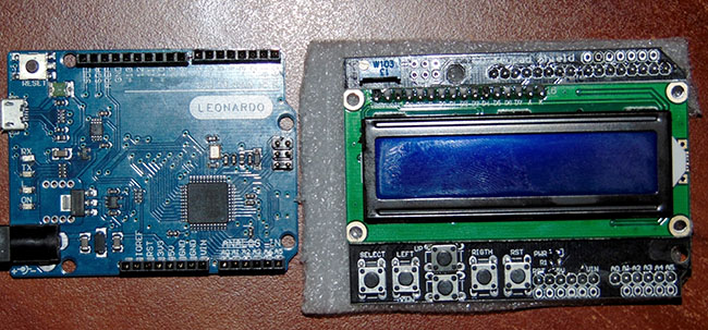 A Password safe built with Arduino Leonardo - CodeProject