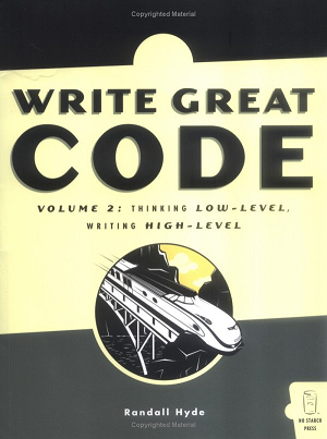Image of Write Great Code Vol. 2 Cover