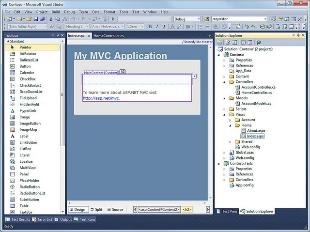 excerpt from microsoft visual studio 2010 unleashed