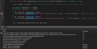 Using the Call Stack for Debugging - CodeProject