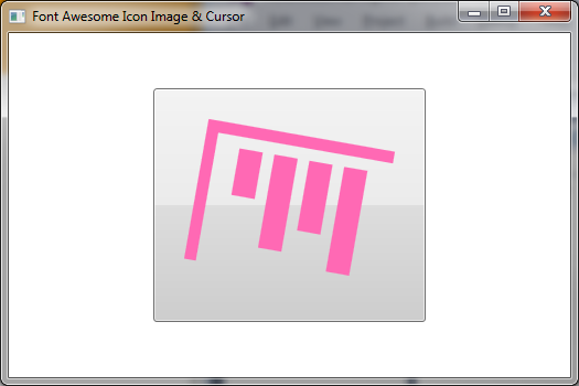 Creating a Cursor from a Font Symbol in a WPF Application - CodeProject