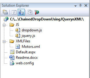Creating a Chained dropdownlist using jQuery and XML - CodeProject