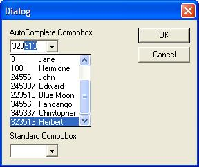 How do i create multi-column combobox in vb6.0