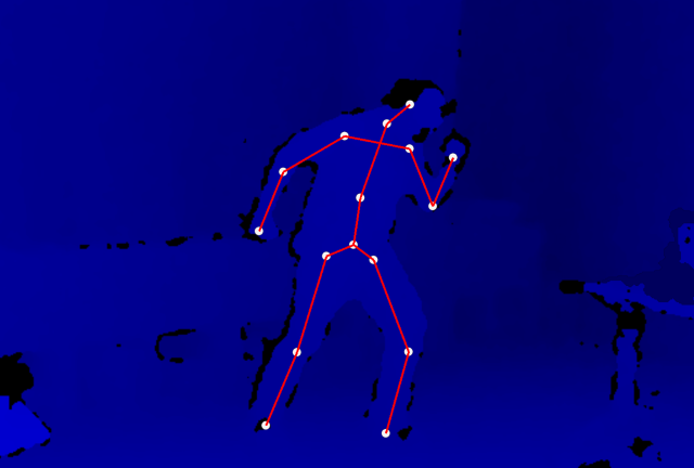 Body Tracking using Orbbec Astra + Nuitrack (Kinect