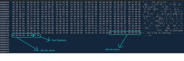 How to write a bootloader