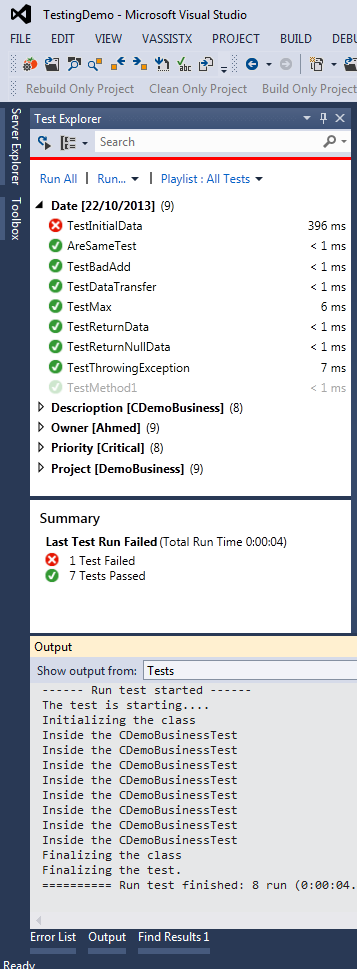 Native Unit Tests using Visual Studio 2012 - CodeProject
