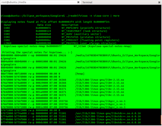 Using Libc Database