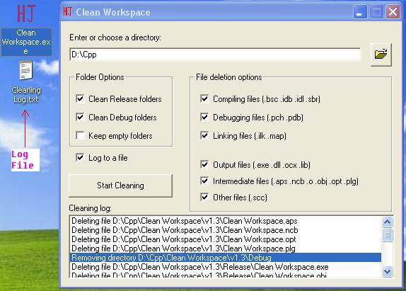 how to clean eclipse workspace