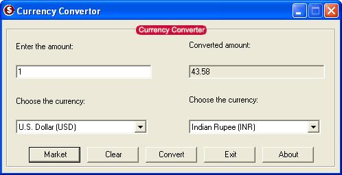 Currency Convertor - CodeProject