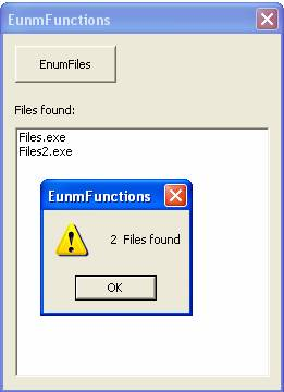 How to create an enum and callback function codeproject introduction malvernweather Image collections
