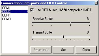 Serial ports  Enumeration and FIFO control - CodeProject