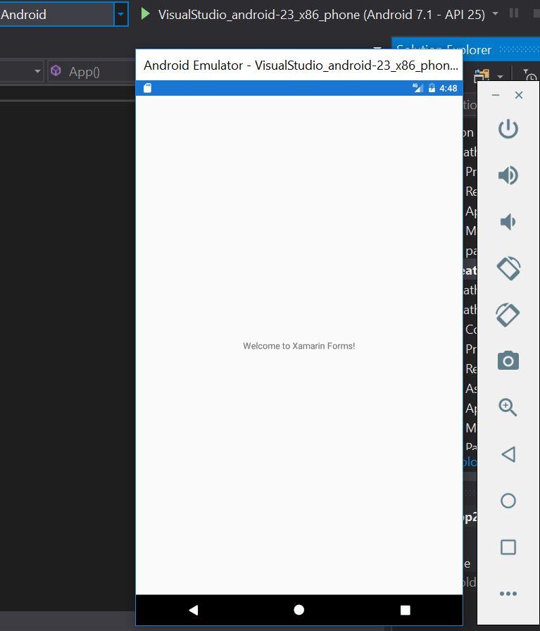 Walkthrough of Xamarin in VS2017 - Part One - CodeProject