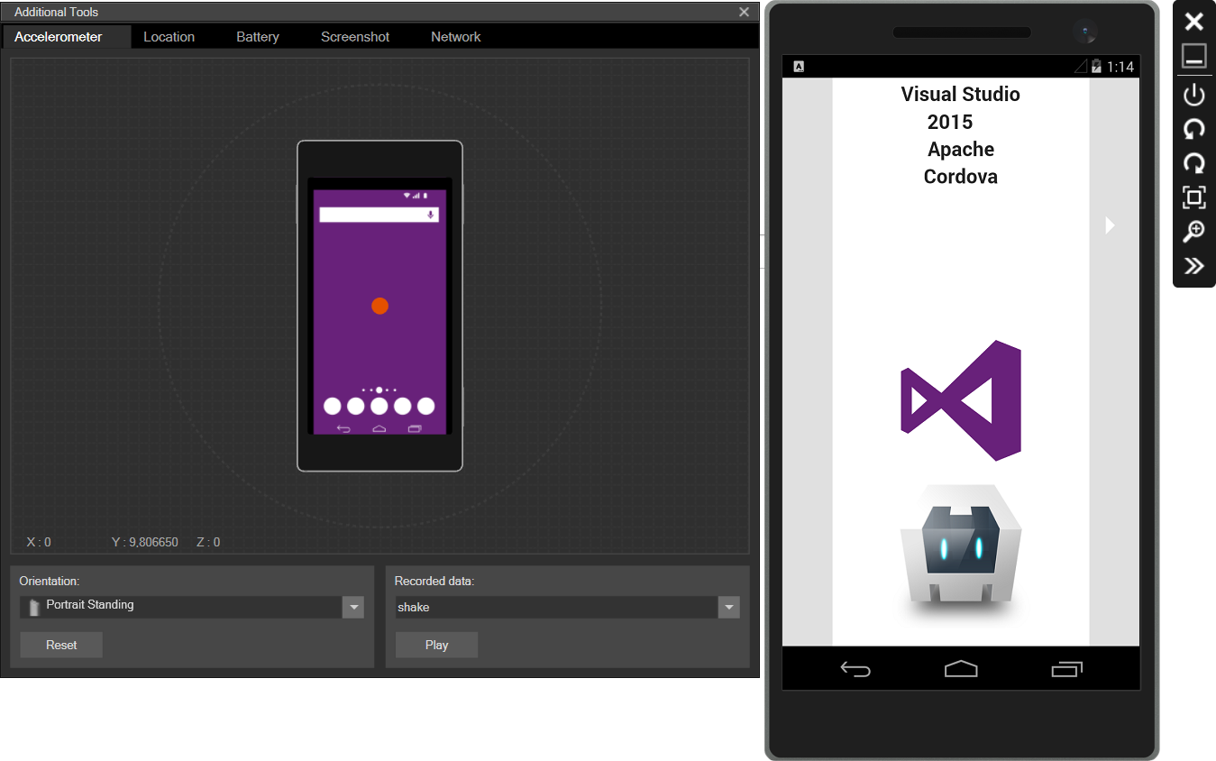Visual Studio 2015 and Apache Cordova - CodeProject