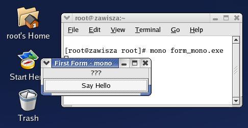 MONO: an alternative for the  NET framework - CodeProject