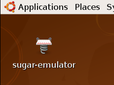 Sugar emulator shortcut