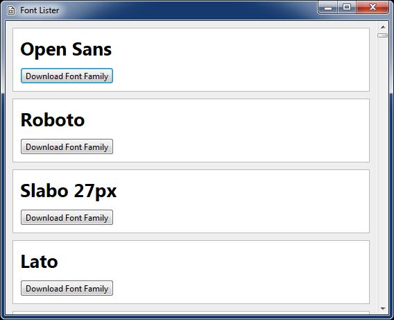 Sciter/HTML/C# based desktop apps walkthrough - CodeProject