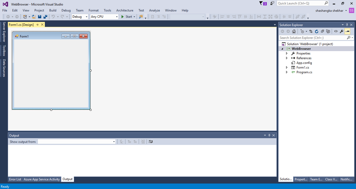 C# Web Browser - CodeProject