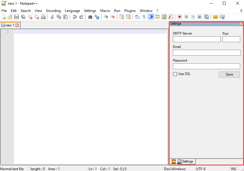 Notepad++ Email Plugin - CodeProject