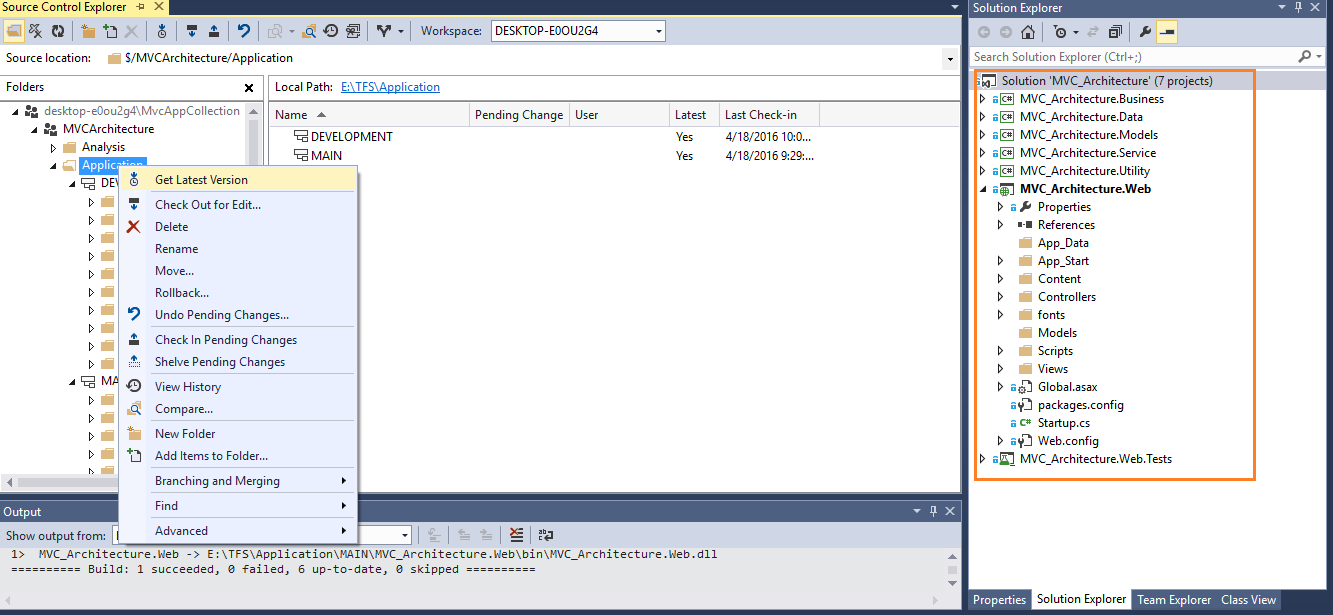 Team foundation server tfs 2013 codeproject hope this will help reference httpsmsdnmicrosoft xflitez Images