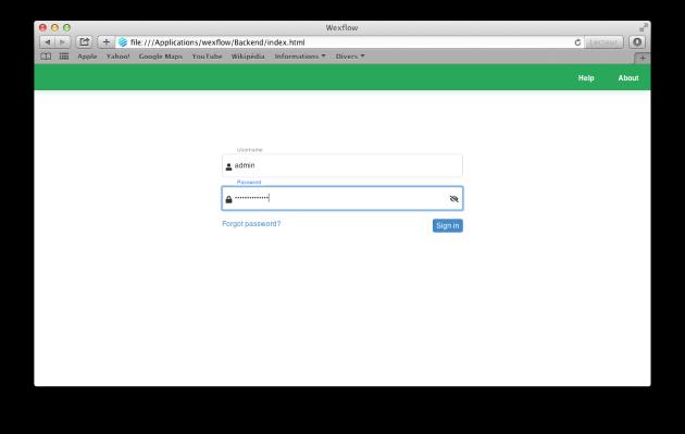 Wexflow - Open-source and cross-platform workflow engine