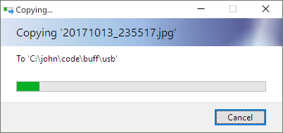 External Drives Library: Part 1 - Dealing with USB-Connected Devices