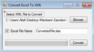 Convert XML File to Excel File - CodeProject