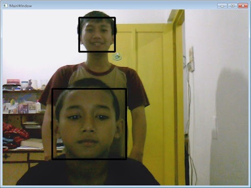 Camera Face Detection in C# using Emgu CV and WPF - CodeProject