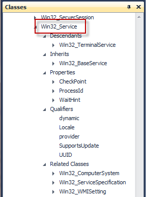 CIMTool for Windows Management Instrumentation - Part 1