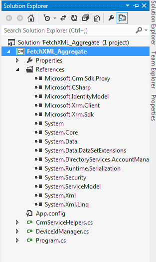 Building Queries with FetchXML – MS CRM - CodeProject