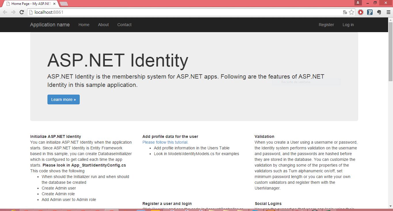 mvc and identity framework 2.0 - codeproject