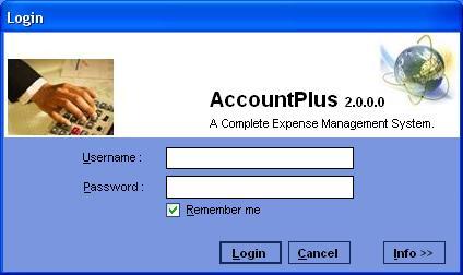 Accountplus Codeproject