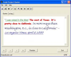 CP Quoter - Main Form with HTML View - jpg
