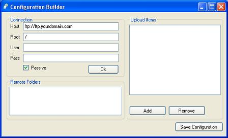 FtpPublisher, An FTP File Synchronization Tool - CodeProject