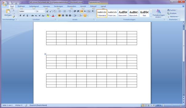 Inserts tabular text from text files into microsoft word for 1005 can t create table