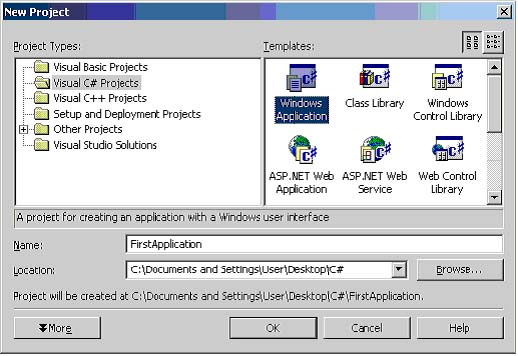 creating your first c windows application codeproject rh codeproject com