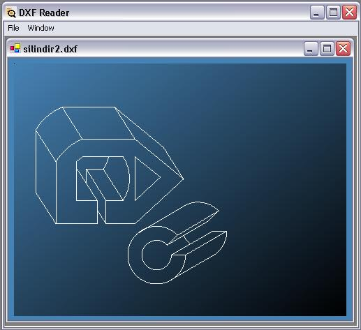 A DXF Reader Solution and a Simple DXF Viewer - CodeProject