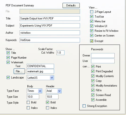 Creating PDF Tables using C# ( NET 2 0) and iTextSharp - CodeProject