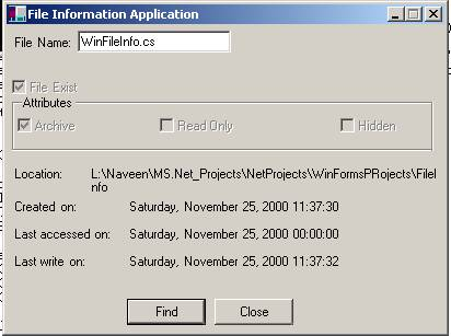 Writing a Windows Form Application For .NET Framework Using ... on c# form example, word form example, java form example, art form example, photography form example, insurance form example, web form example, wordpress form example, excel form example, business form example, google form example,