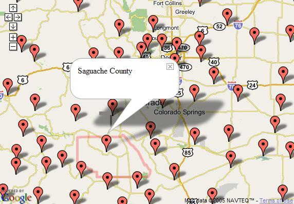 Lat Lays Flat - Part 2: Advanced Google Maps  NET Control Usage