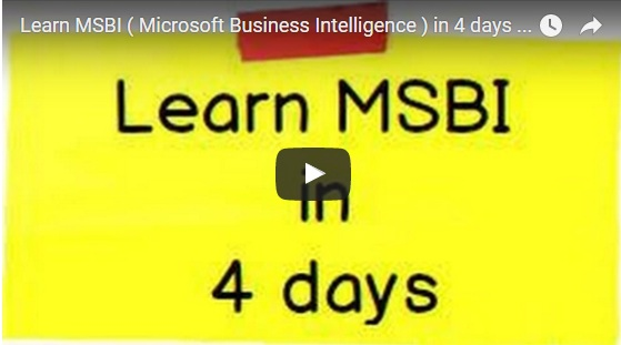 click here for more msbi step by step tutorials
