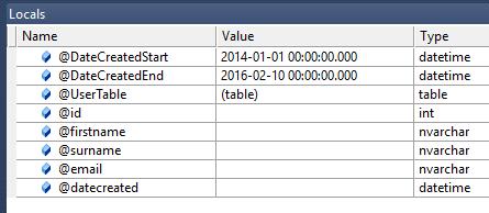 在 Visual Studio 和 SSMS 中调试存储过程 技术分享 第19张