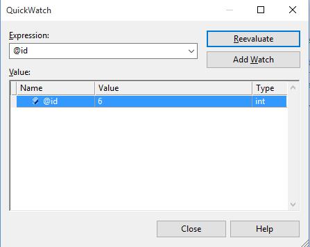 在 Visual Studio 和 SSMS 中调试存储过程 技术分享 第22张