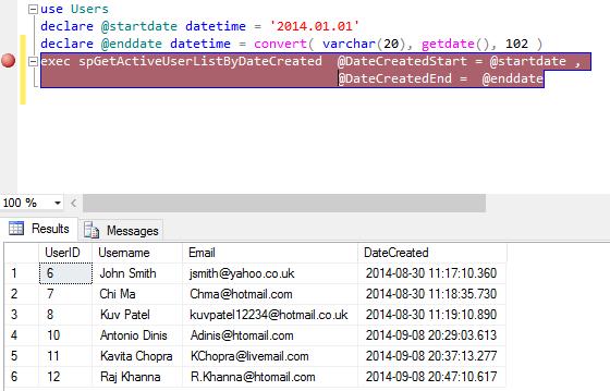 在 Visual Studio 和 SSMS 中调试存储过程 技术分享 第23张