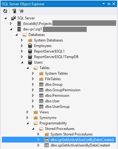 在 Visual Studio 和 SSMS 中调试存储过程 技术分享 第4张