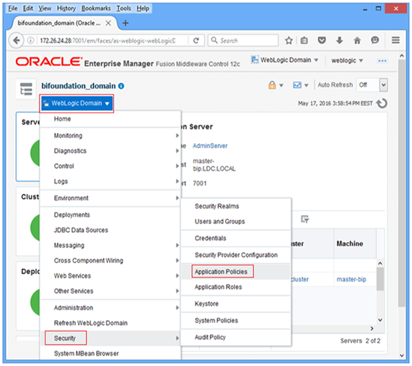 Adding Permissions to Add/Edit Data Models and Add Reports in BI