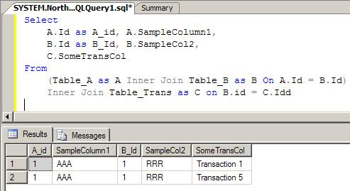 Understanding table joins using sql codeproject - Multiple table join in sql ...