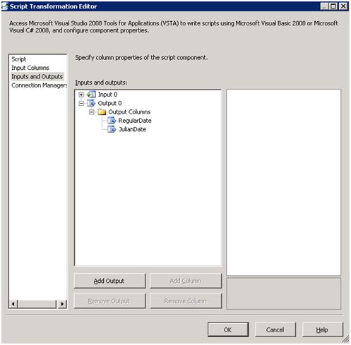 Getting Started With SSIS Script transforms - CodeProject