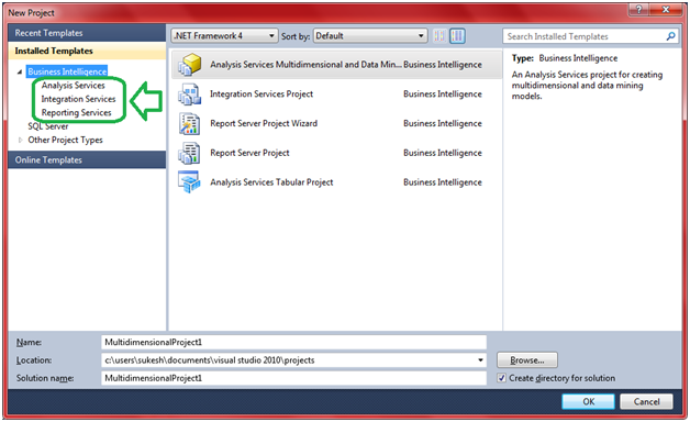 Learn Microsoft Business intelligence step by step – Day 1 - CodeProject