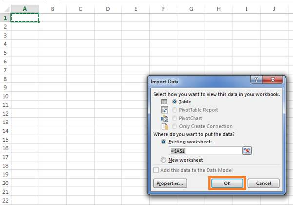 Executing A Stored Procedure From Excel Sheet - CodeProject