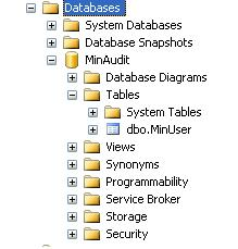 SQL Server with DB